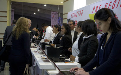 Servicios de registro para eventos