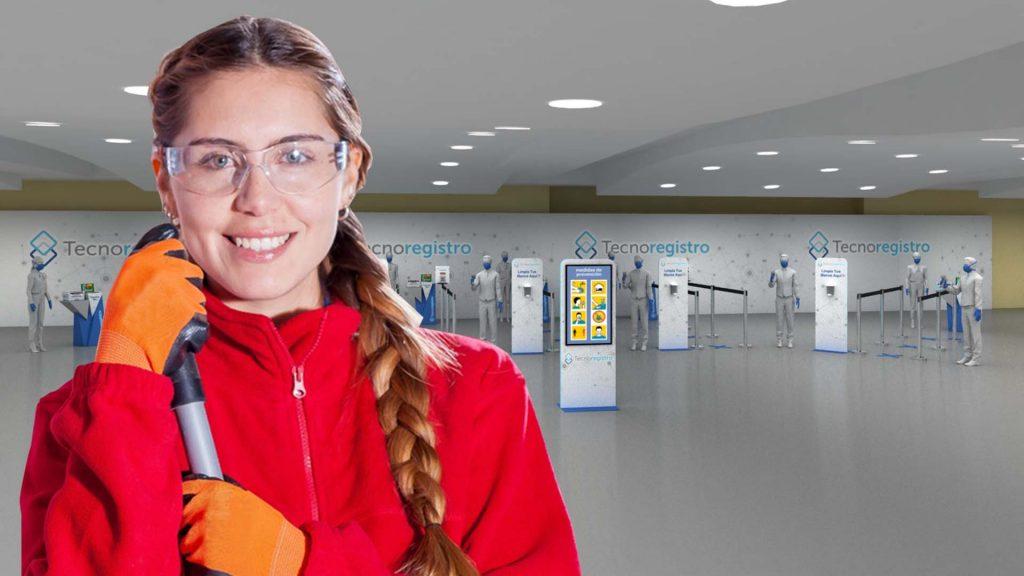 Sanitización y desinfección en eventos