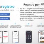 App para eventos con registro